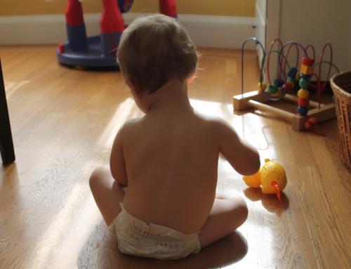 Ügyelj a bébiőrre, amíg az figyel a gyerekre!